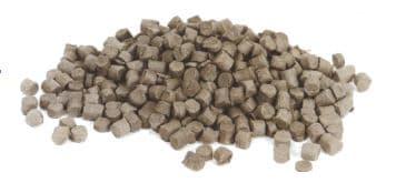 Bentonite pellets